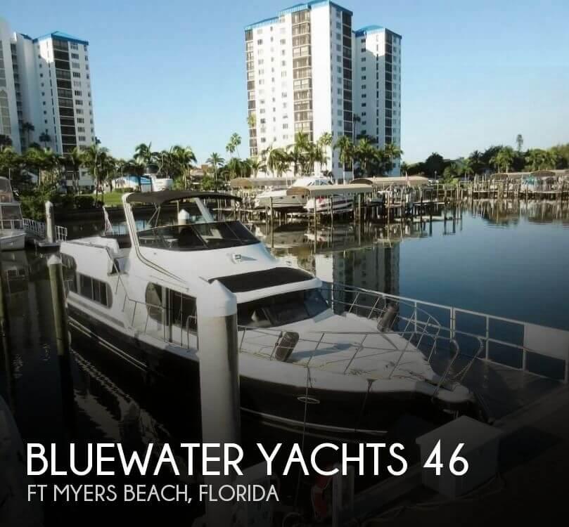 1993 Bluewater Yachts 46 - Photo #1