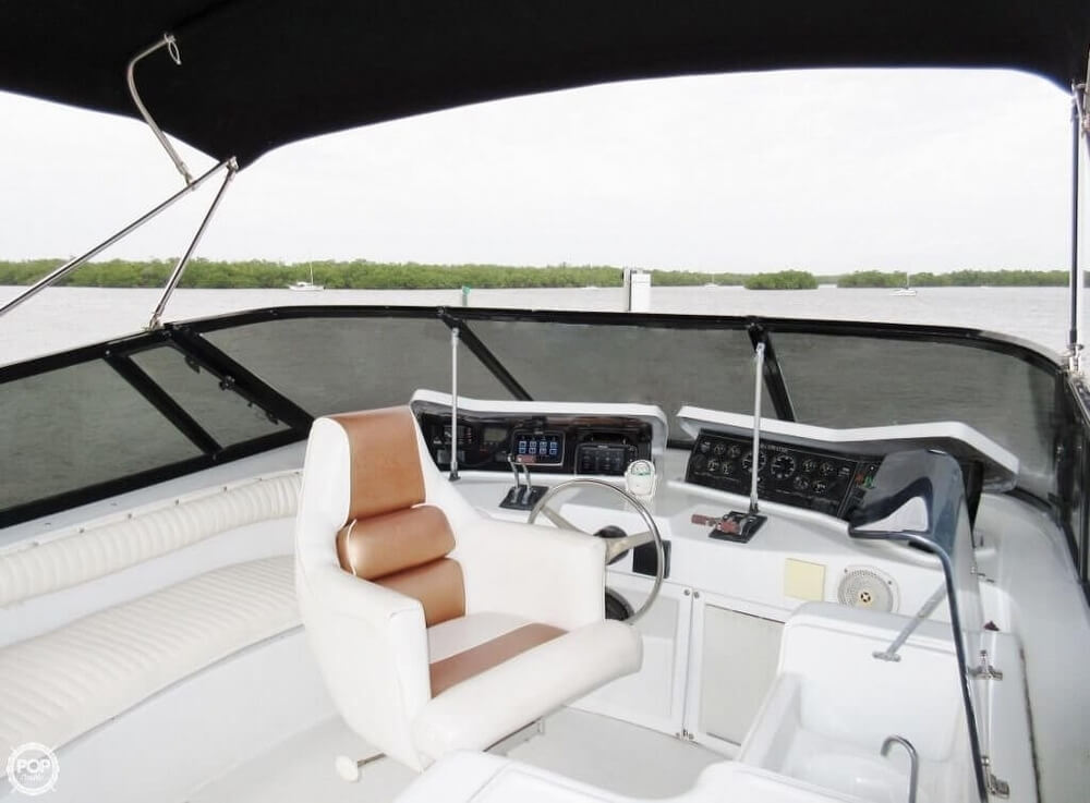 1993 Bluewater Yachts 46 - Photo #4