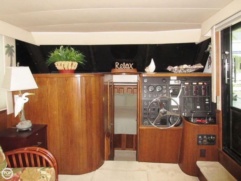 1993 Bluewater Yachts 46 - Photo #14