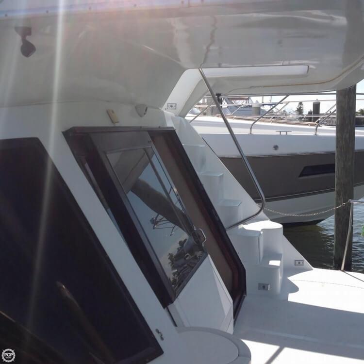 1993 Bluewater Yachts 46 - Photo #30