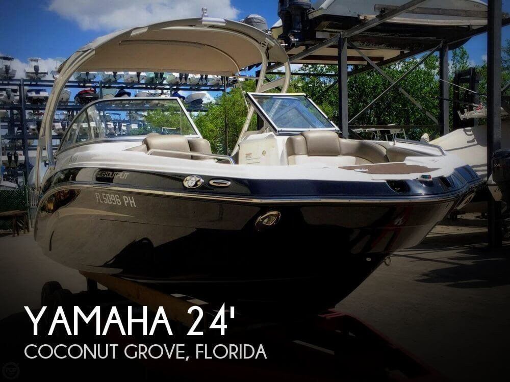 Used Yamaha Boats For Sale in Florida by owner | 2012 Yamaha 24