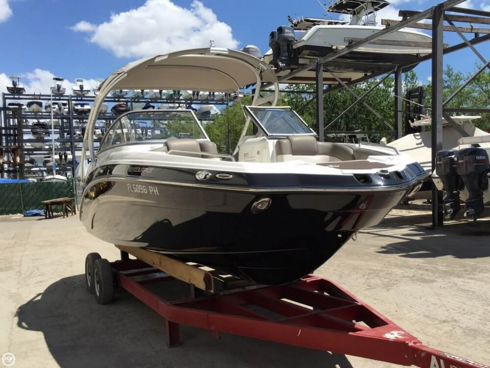 2012 yamaha 24 power boat for sale in coconut grove fl for Yamaha 24 boat
