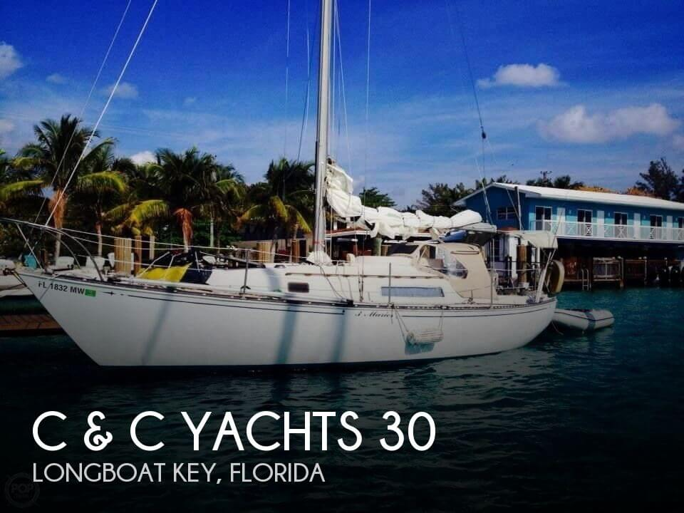 1979 C & C Yachts 30 - Photo #1