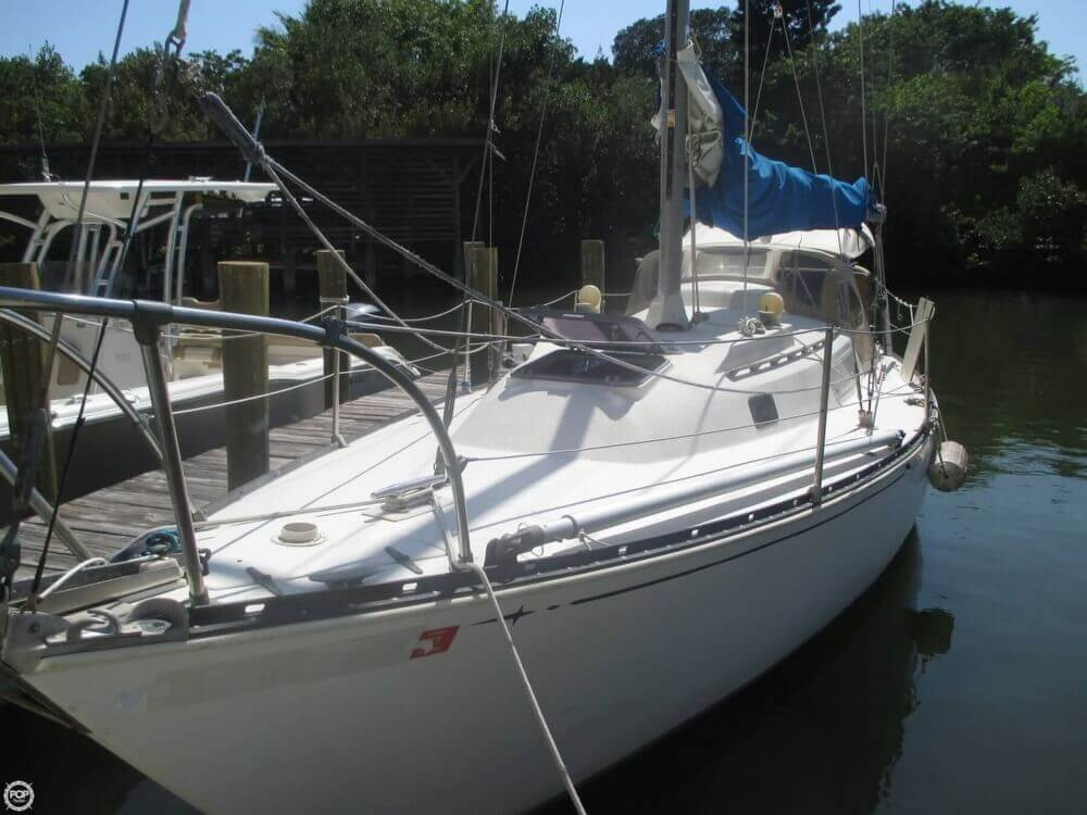 1979 C & C Yachts 30 - Photo #39