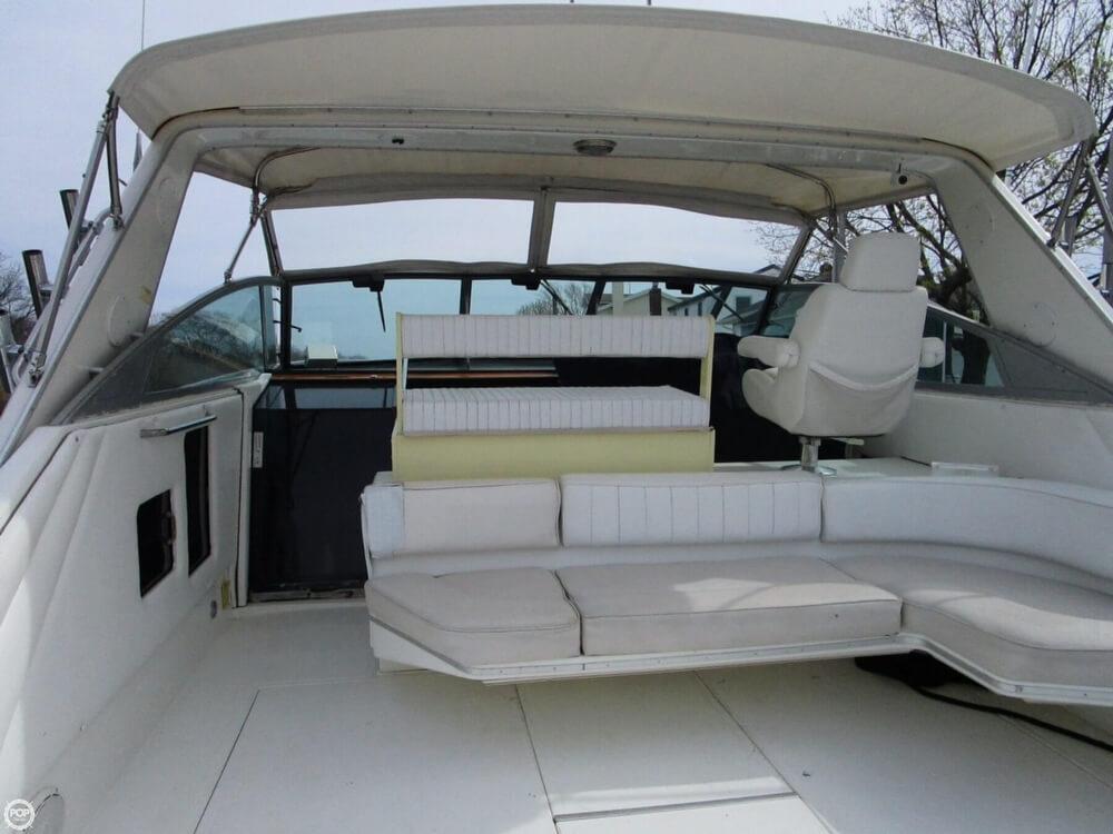 1989 Sea Ray 460 Express Cruiser - Photo #20