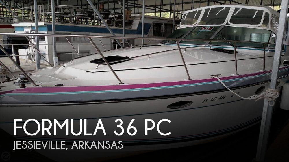 1991 Formula 36 - Photo #1