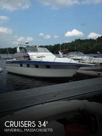 1987 Cruisers 3370 Esprit - Photo #1