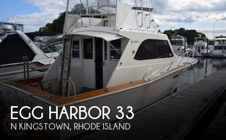 1973 Egg Harbor 33 - Photo #1