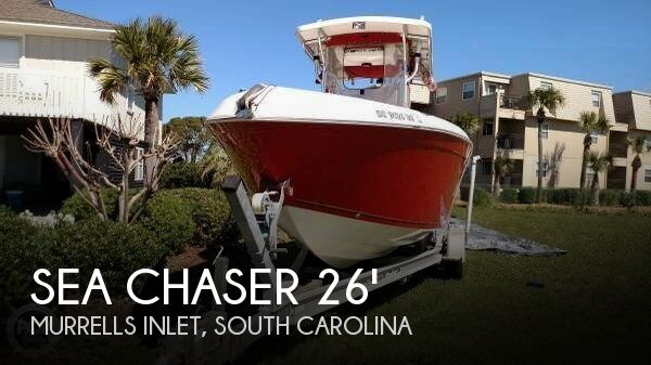 2005 Sea Chaser 26 - Photo #1