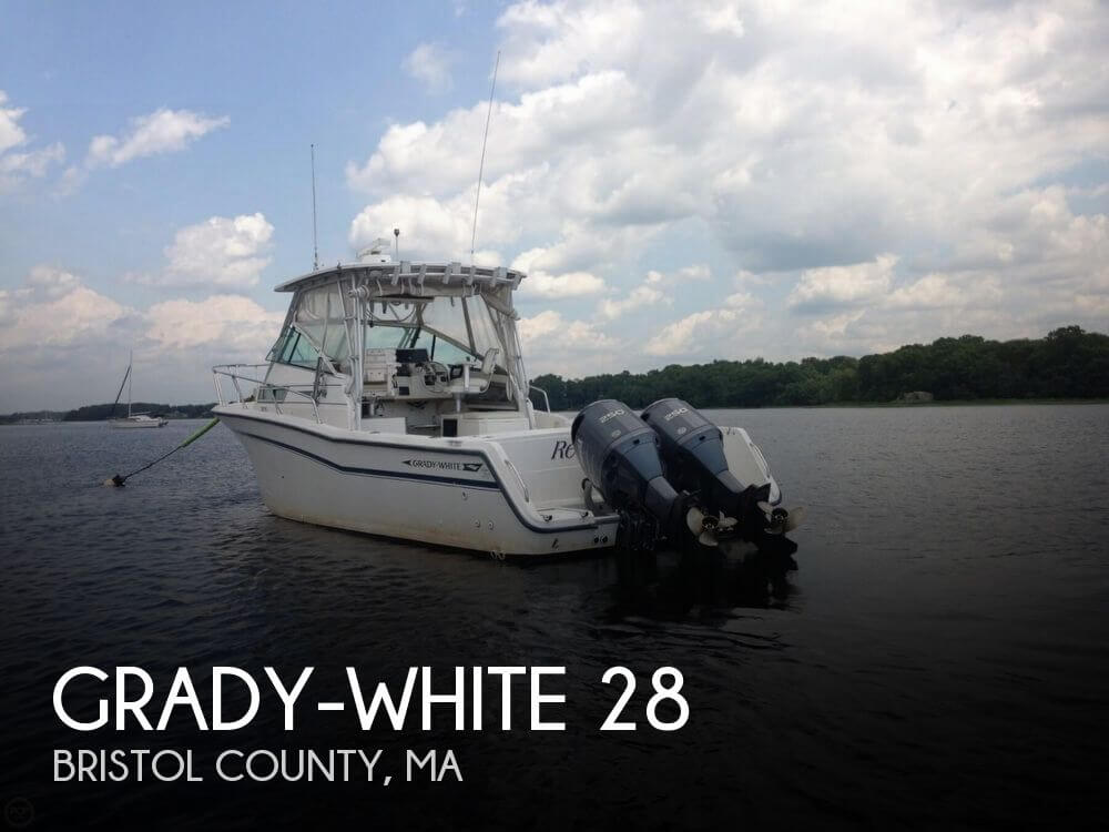 1990 Grady-White 28 - Photo #1