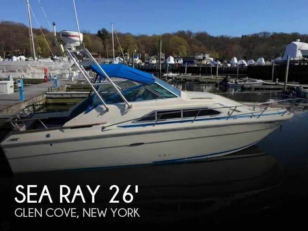 1980 Sea Ray 26 - Photo #1
