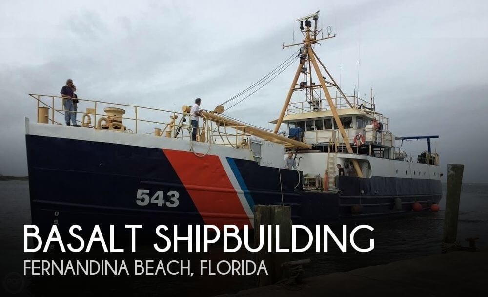 Used Boats For Sale in Jacksonville, Florida by owner | 1944 Basalt Shipbuilding 128