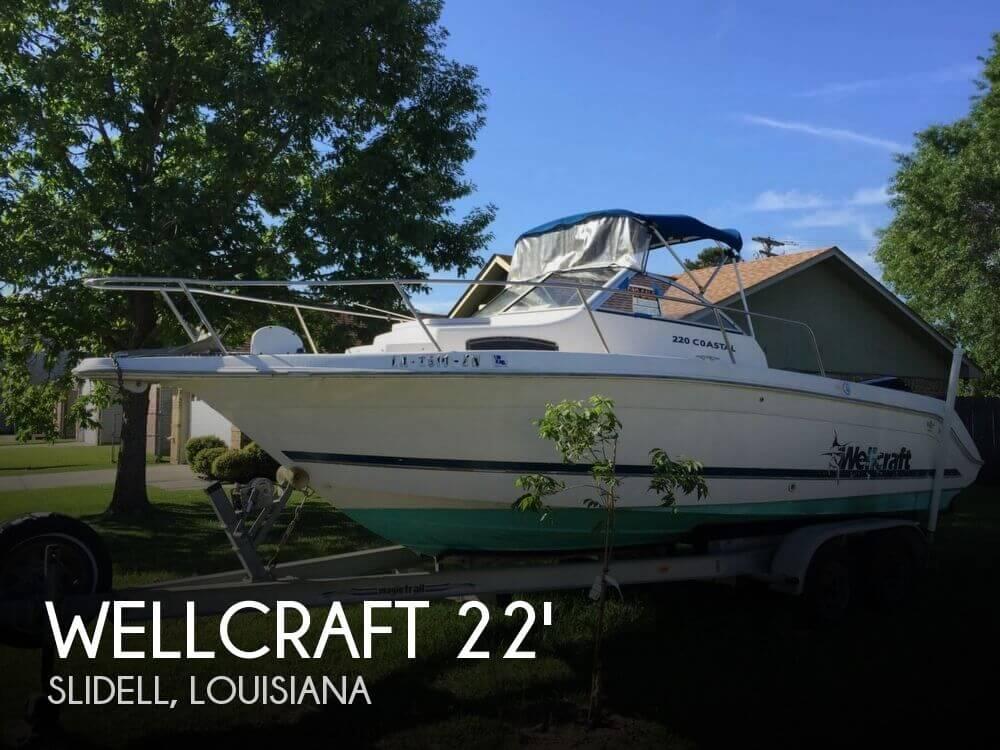 1998 Wellcraft 22 Coastal W A Cuddy - Photo #1