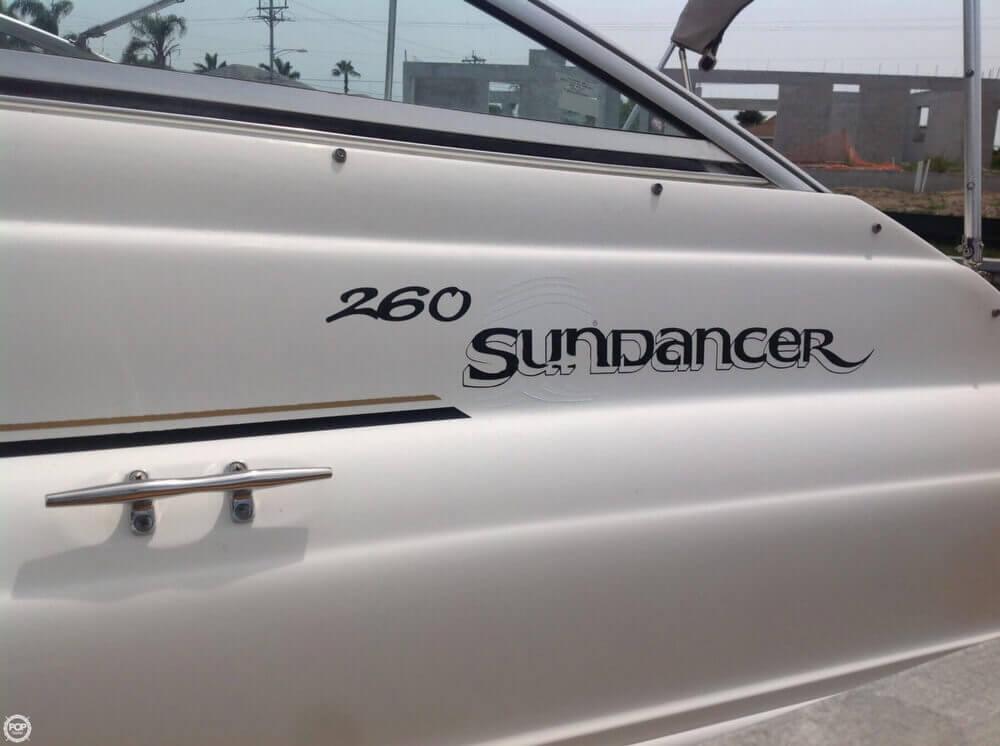 2001 Sea Ray 260 Sundancer - Photo #16