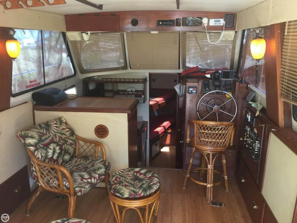 1982 Campion boat for sale, model of the boat is 300 Trawler & Image # 2 of 40