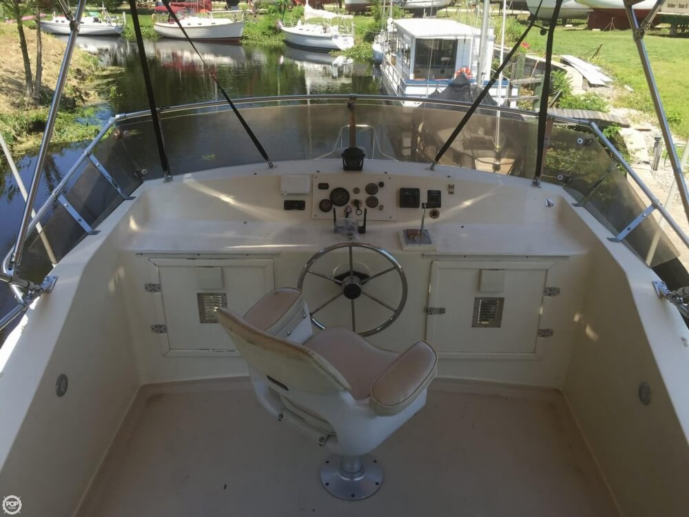 1982 Campion boat for sale, model of the boat is 300 Trawler & Image # 7 of 40
