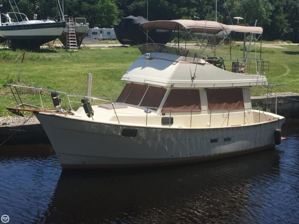 1982 Campion boat for sale, model of the boat is 300 Trawler & Image # 12 of 40