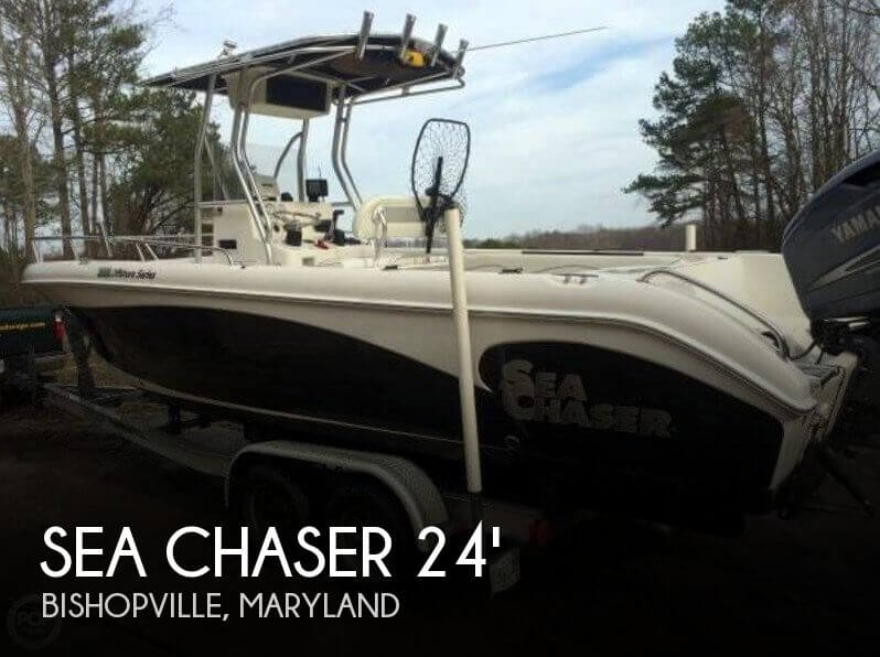 2006 SEA CHASER 2400 OCEAN SERIES for sale