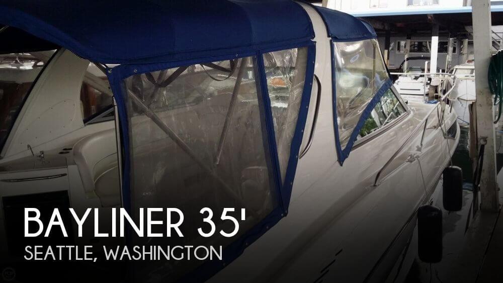 2008 Bayliner 340 Cruiser - Photo #1