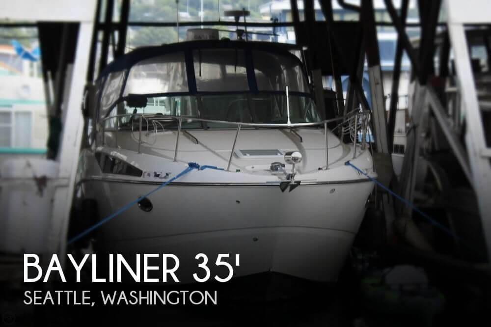 2008 BAYLINER 340 CRUISER for sale
