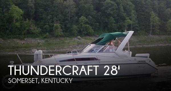1992 Thundercraft 260 Holiday - Photo #1