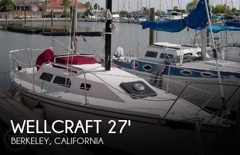 Used Wellcraft 27 Boats For Sale by owner | 1984 Wellcraft Starwind 27
