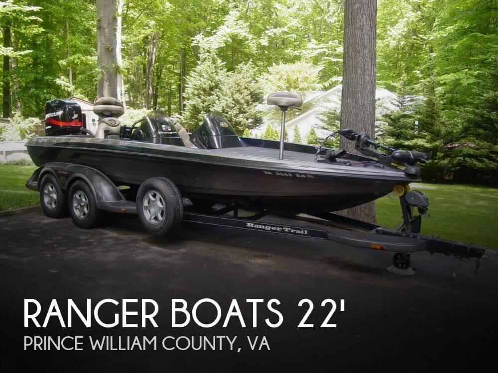 2003 Ranger Boats 20 - Photo #1