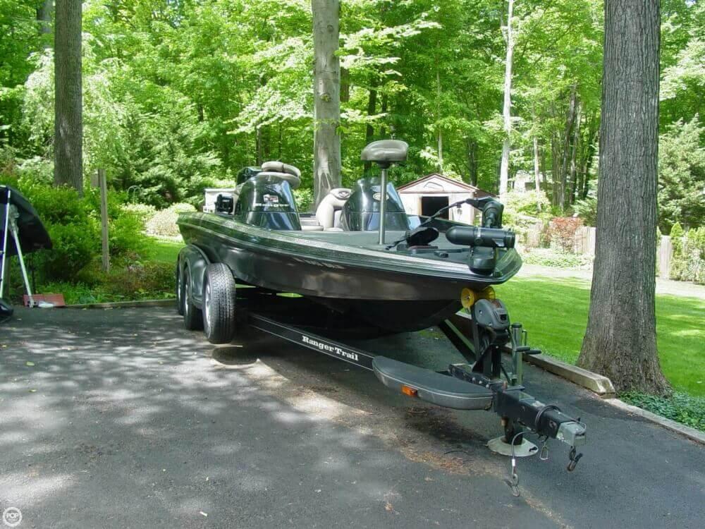 2003 Ranger Boats 20 - Photo #2