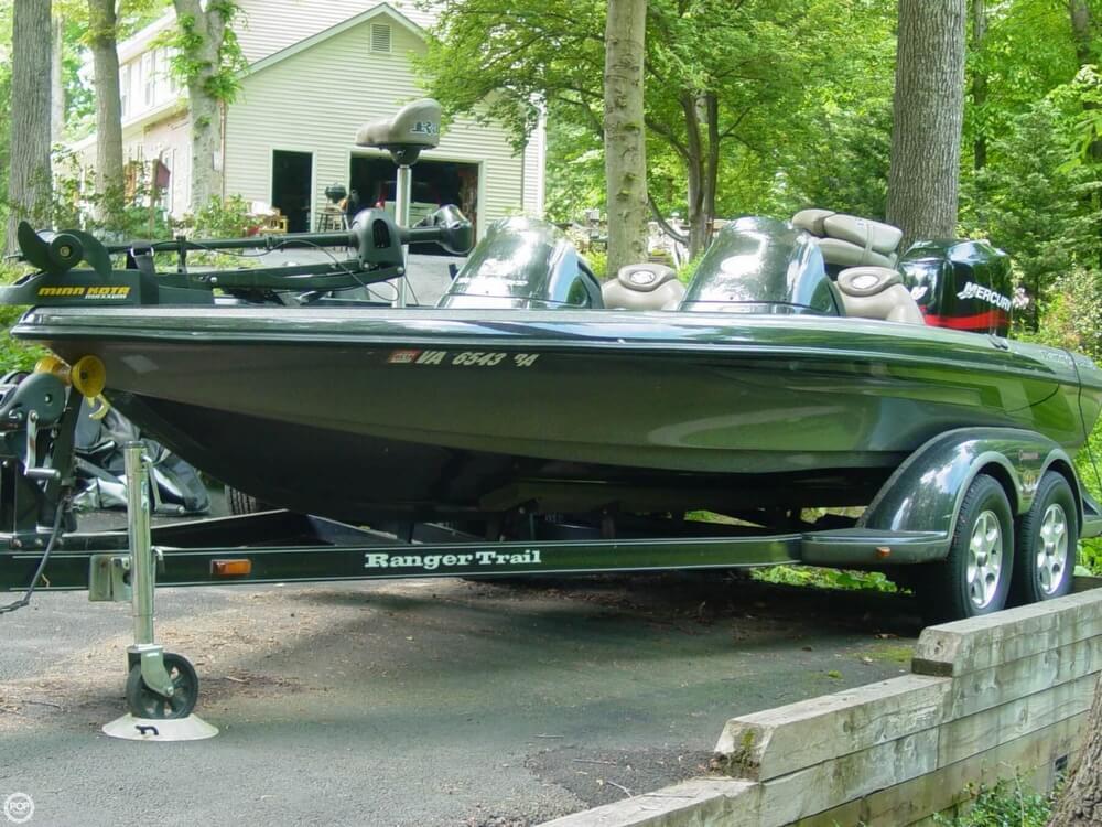 2003 Ranger Boats 20 - Photo #3