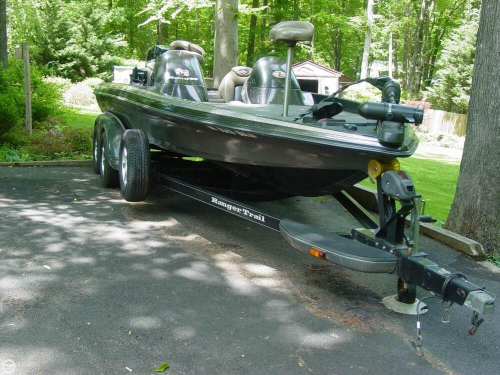2003 Ranger Boats 20 - Photo #13