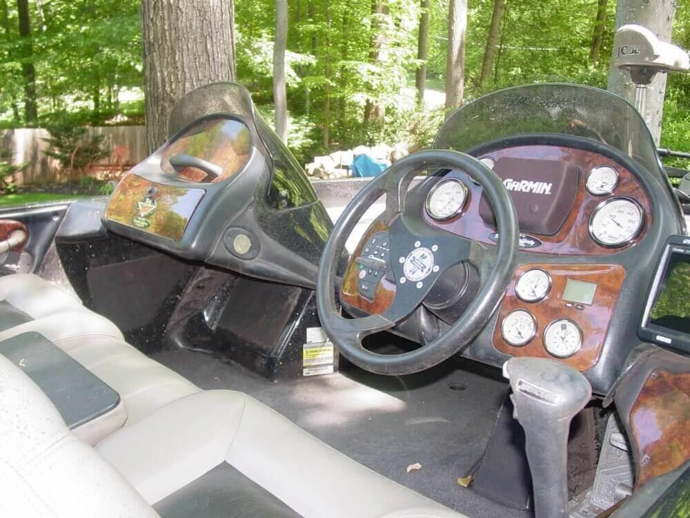 2003 Ranger Boats 20 - Photo #30