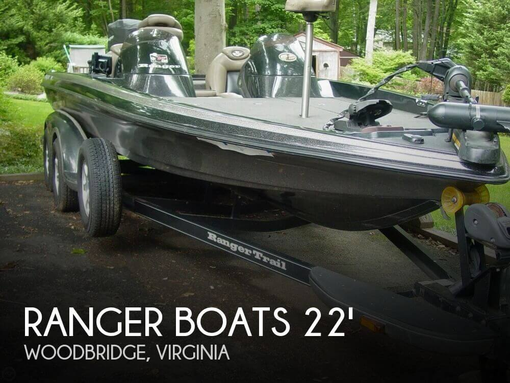 2003 RANGER BOATS 520 DVX COMMANCHE for sale
