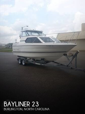 Used Bayliner 23 Boats For Sale by owner | 1995 Bayliner 23