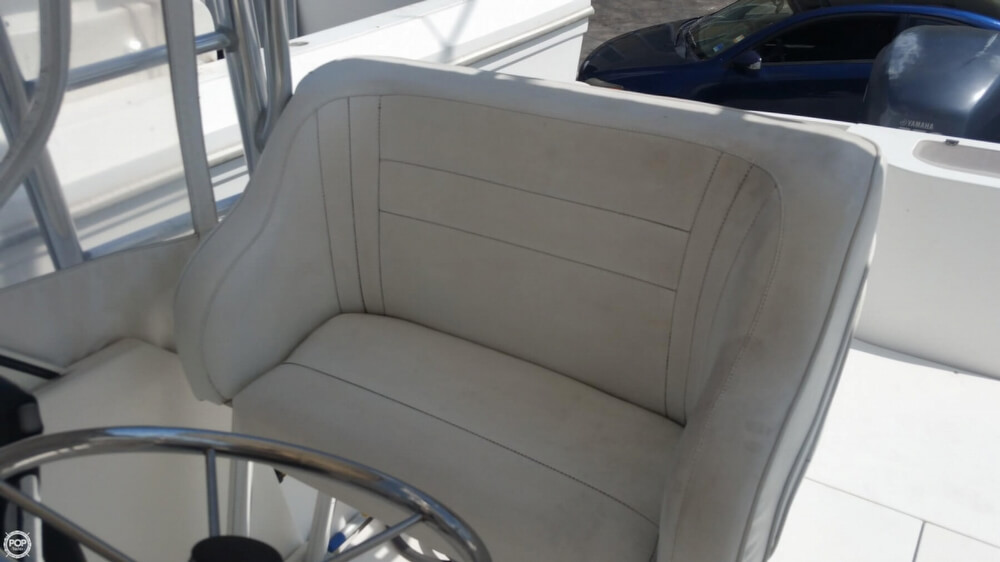 1997 Contender 35 Side Console - Photo #36