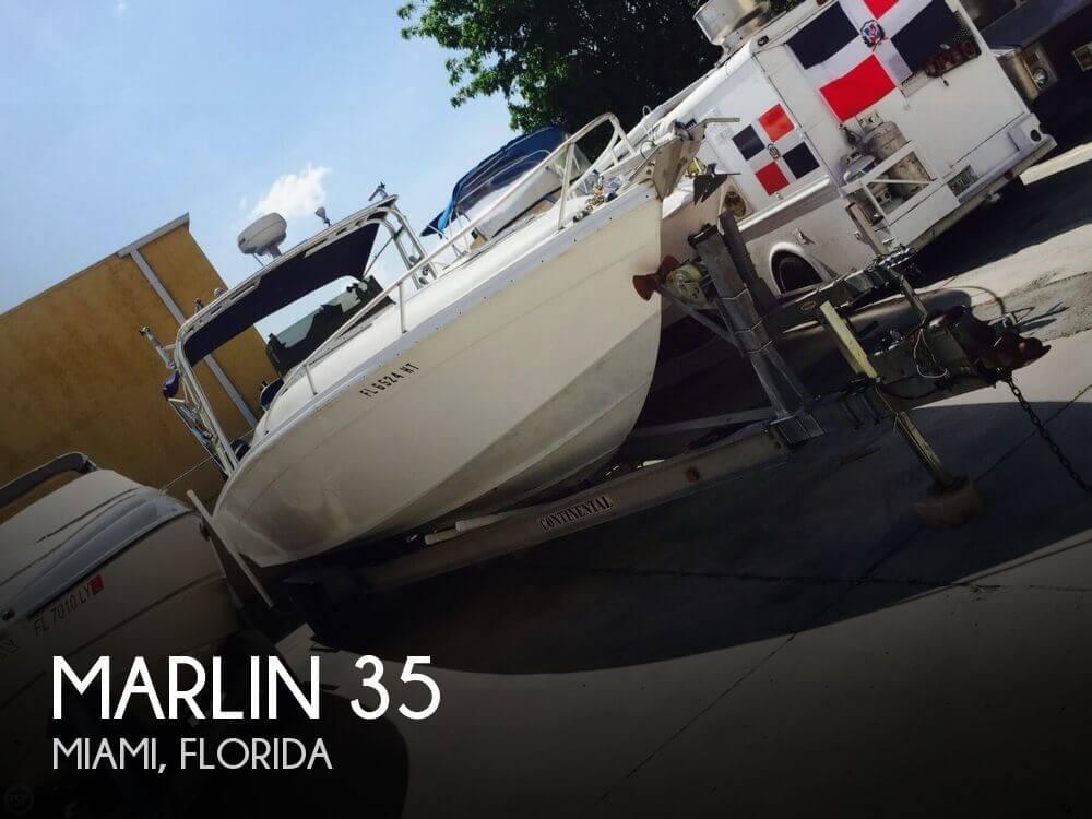 1992 Marlin 35 - Photo #1