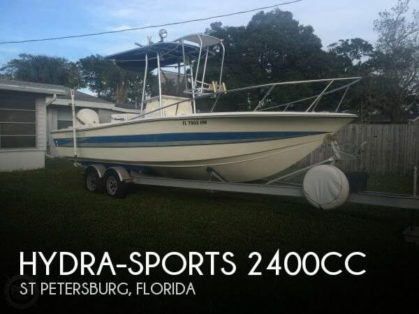 1984 Hydra-Sports 24 - Photo #1