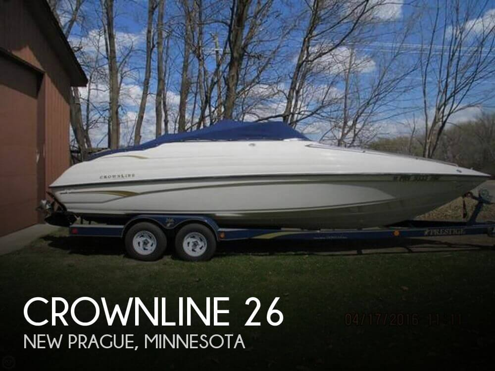 2000 Crownline 26 - Photo #1