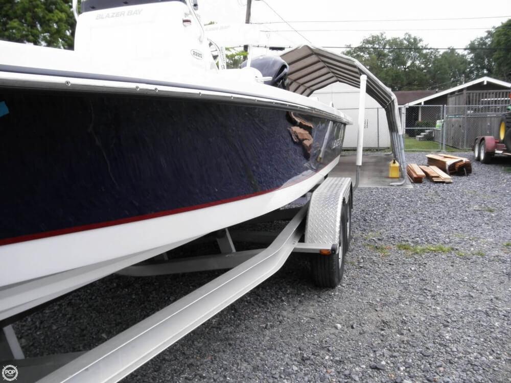 2013 Blazer Bay 2220 Fisherman - Photo #15