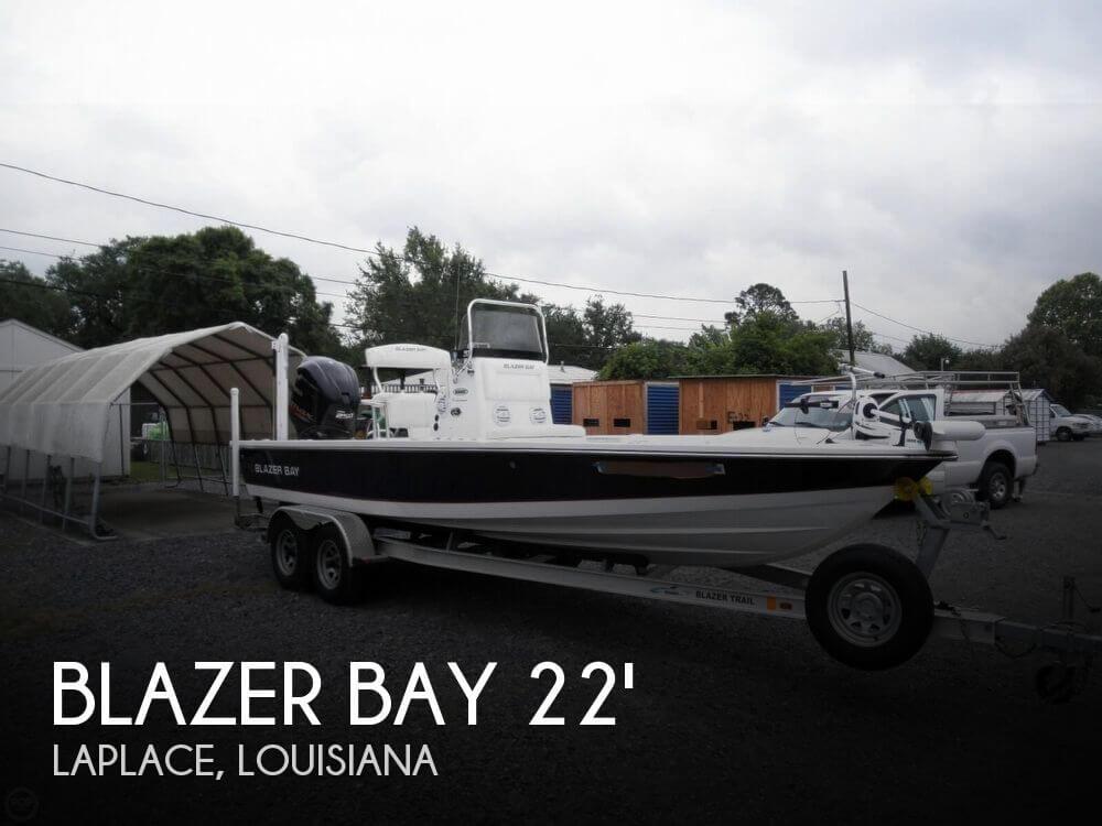 2013 Blazer Bay 2220 Fisherman - Photo #1