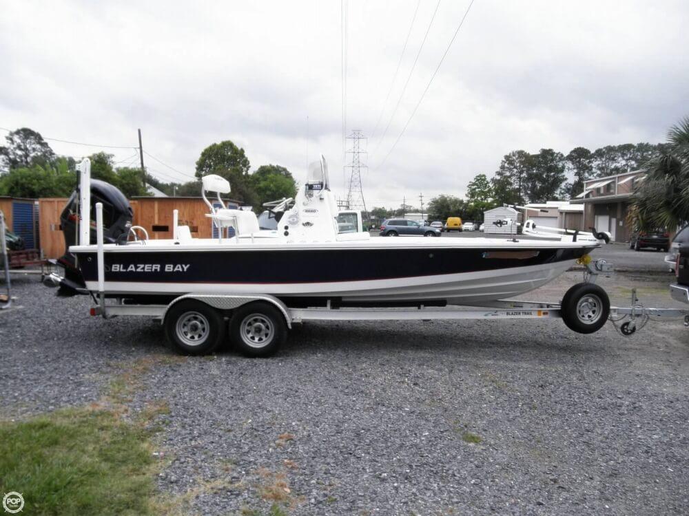 2013 Blazer Bay 2220 Fisherman - Photo #5