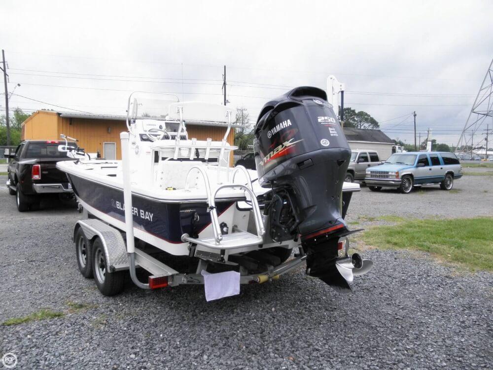 2013 Blazer Bay 2220 Fisherman - Photo #3