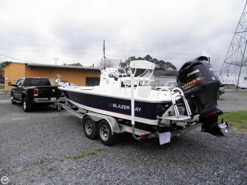 2013 Blazer Bay 2220 Fisherman - Photo #36