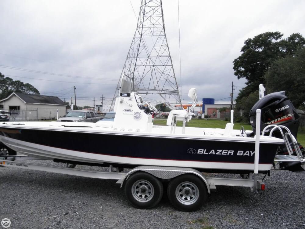 2013 Blazer Bay 2220 Fisherman - Photo #37