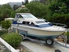 1983 Skipjack 25 Cabin Cruiser - #1