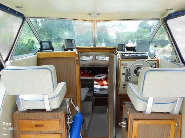 1983 Skipjack boat for sale, model of the boat is 25 Cabin Cruiser & Image # 3 of 40