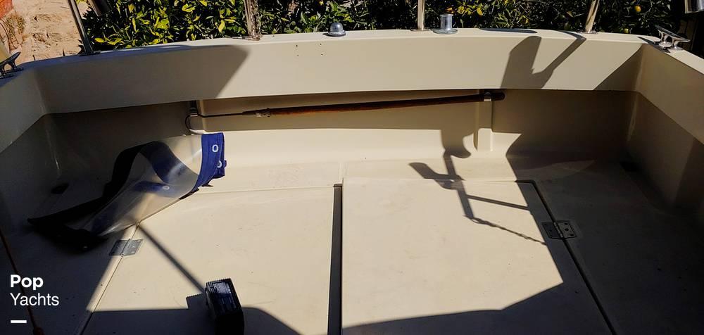 1983 Skipjack boat for sale, model of the boat is 25 Cabin Cruiser & Image # 26 of 40