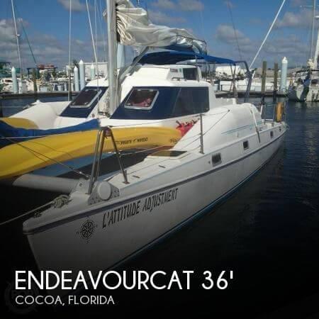 1995 Endeavour 36 - Photo #1