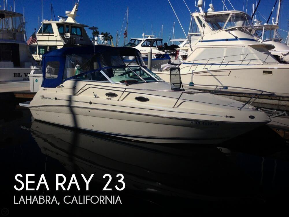 1999 Sea Ray 23 - Photo #1