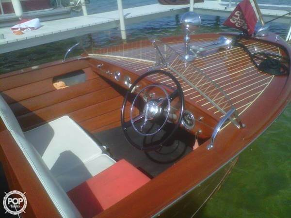 1954 Chris-Craft 18 - Photo #3