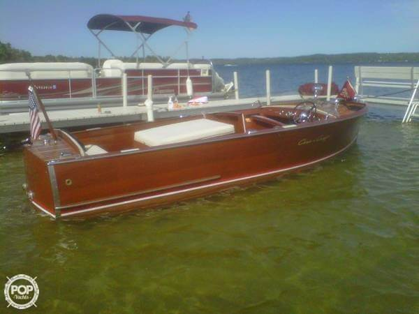 1954 Chris-Craft 18 - Photo #2